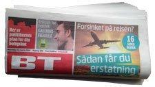 Flyhjælp presseomtale i BT